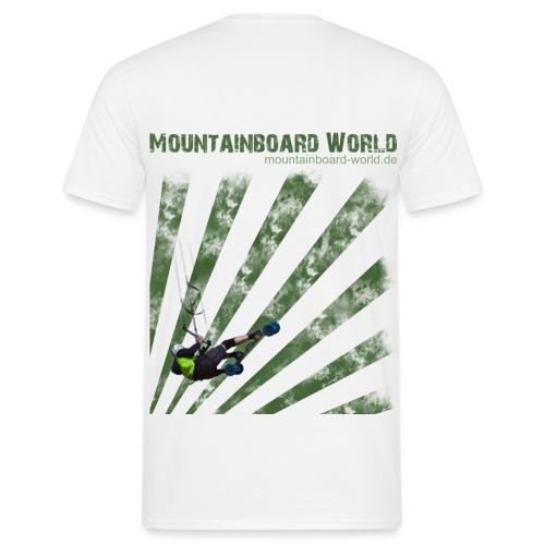 Yannick Schwickert - Männer T-Shirt