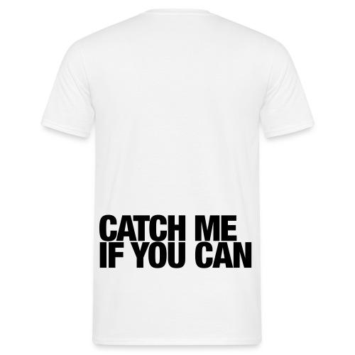 catch - Men's T-Shirt