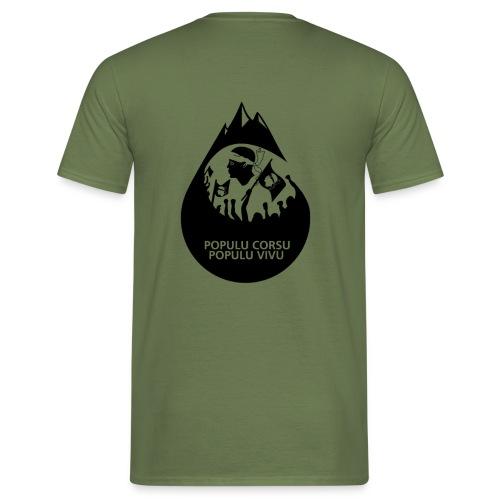 ISULA MORTA - T-shirt Homme