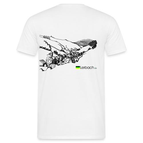 Lerbachtal - Männer T-Shirt