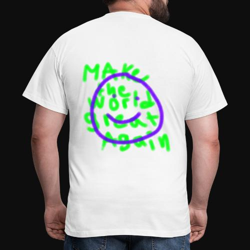 MTWGA - Männer T-Shirt