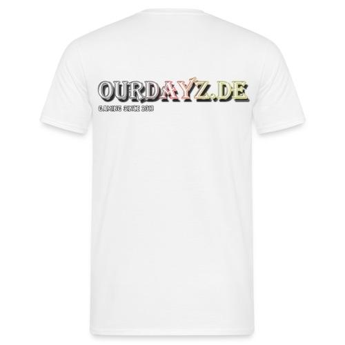 logogroß - Männer T-Shirt