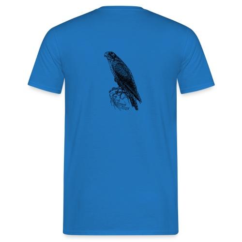 falke png - Männer T-Shirt