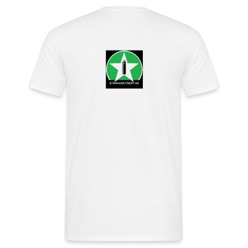 esmokertreff - Männer T-Shirt