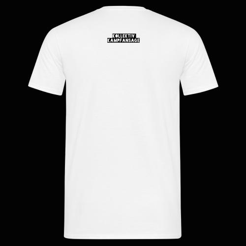Kollektiv Kampfansage - Männer T-Shirt
