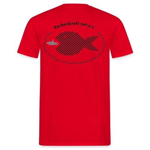 rkn logo 1500 - Männer T-Shirt
