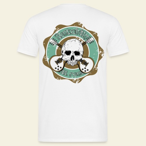 Rockabilly Still Rockin - Herre-T-shirt