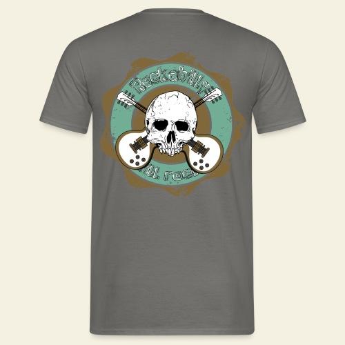 Rockabilly Still Rockin - Herre-T-shirt