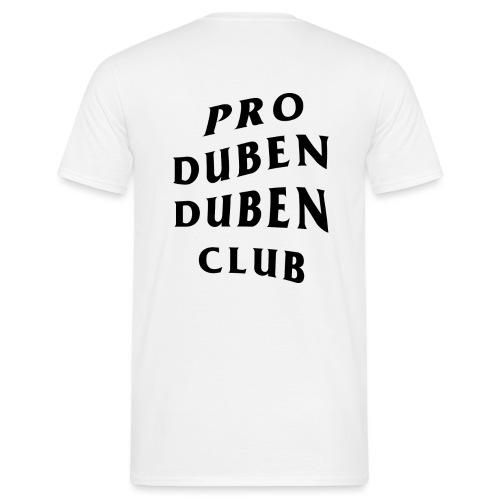 Pro Duben Duben Club S1 - Männer T-Shirt