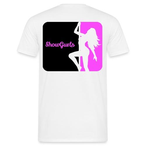 Showgurls - Herre-T-shirt