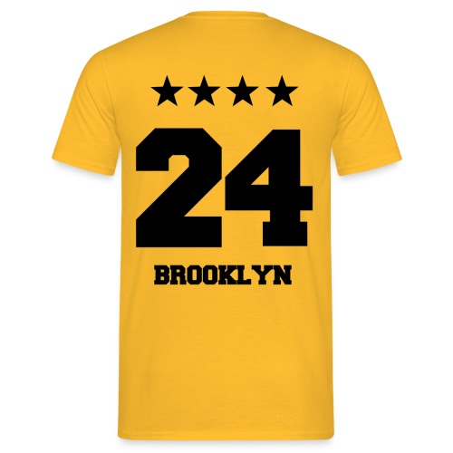 BROOKLYN png - T-shirt Homme