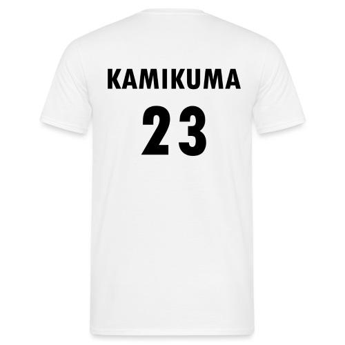KamiKuma 23 - Männer T-Shirt