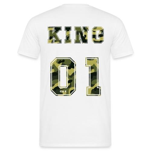 King Dunkel - Männer T-Shirt