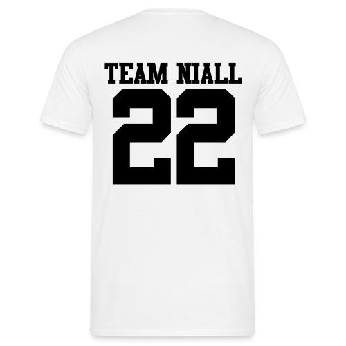 22 Black png - Men's T-Shirt