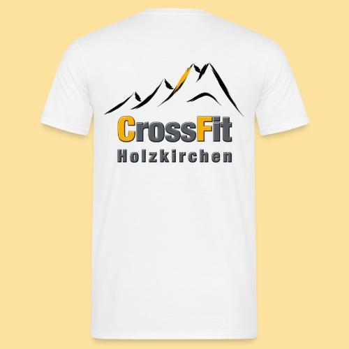 crossfit_Logo - Männer T-Shirt