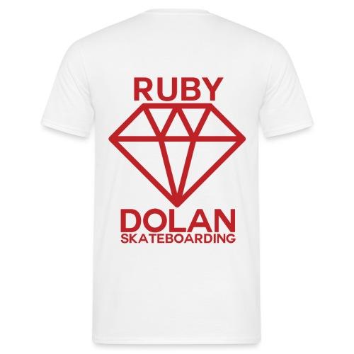 ruby-logoLG - Men's T-Shirt