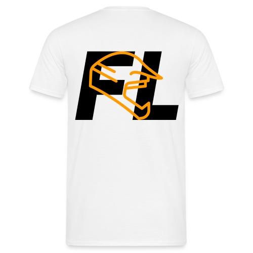Logomakr 4Z3vGS png - Men's T-Shirt