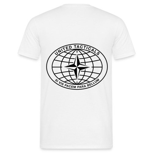 Logo United Tacticals - Männer T-Shirt