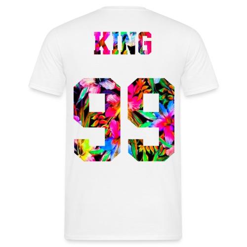KING 99 NEON JUNGLE - Männer T-Shirt