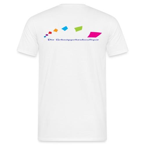 Logo Schnäppchen Neu 3 - Männer T-Shirt