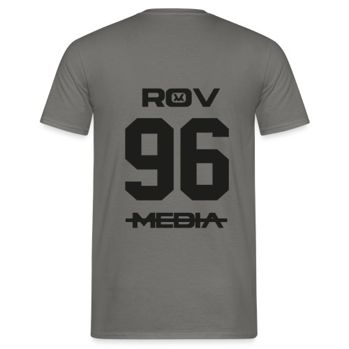 ROV Media - Mannen T-shirt