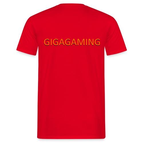 GIGAGAMING - Herre-T-shirt