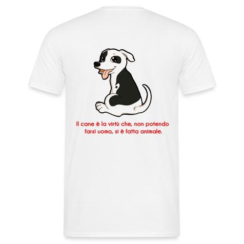 Aforisma cinofilo - Maglietta da uomo