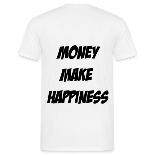 Money Make Happiness - Maglietta da uomo