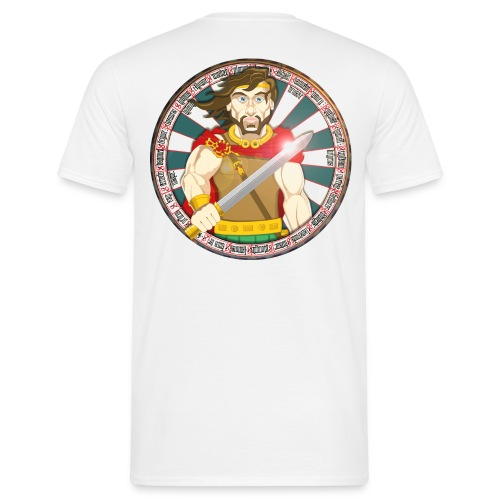 Arthur Transparent - Men's T-Shirt