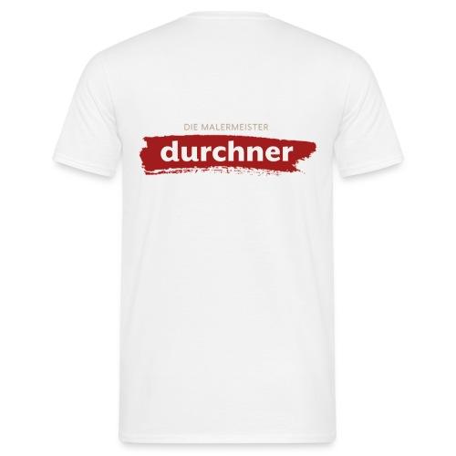 Honten Mitte oben - Männer T-Shirt