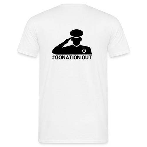 #GONATION Out Fan Jersey 2018/2019 - Männer T-Shirt