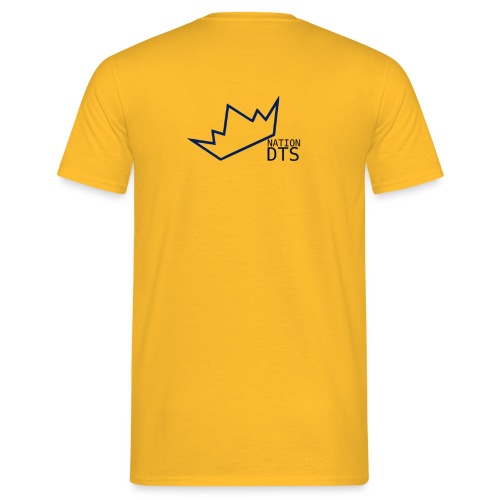 dtsnation - T-shirt herr