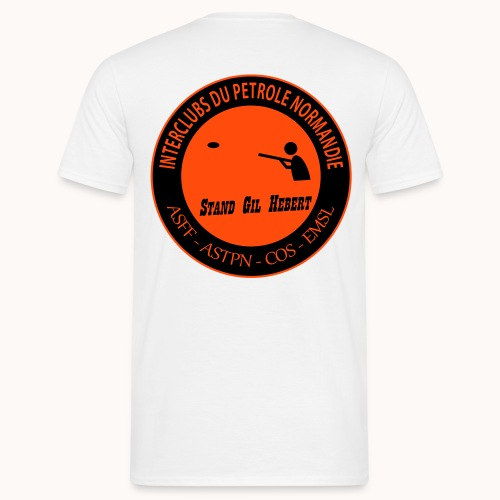 Logo Interclubs - T-shirt Homme