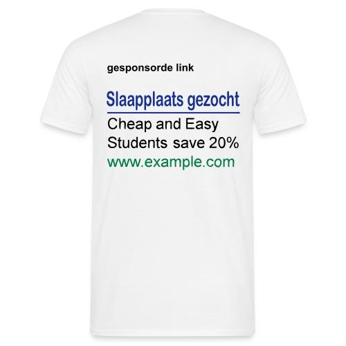 gezocht - Mannen T-shirt