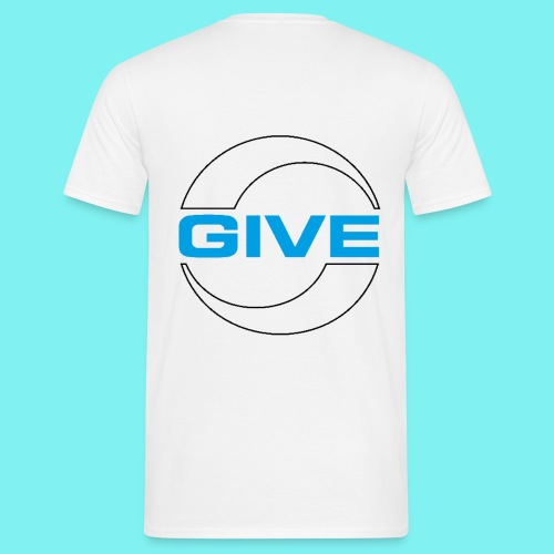 give gross png - Men's T-Shirt