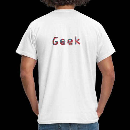 Geek 4.0 - T-shirt Homme