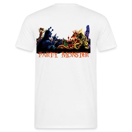 partymonster - Männer T-Shirt
