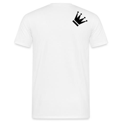 crown png - T-skjorte for menn