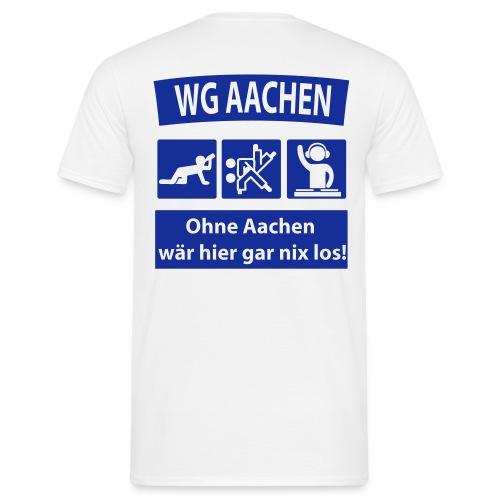 ruecken druckfertig2 - Männer T-Shirt