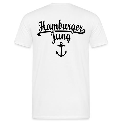 Hamburger Jung Klassik Hamburg - Männer T-Shirt