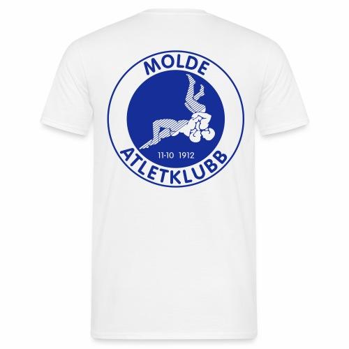 Molde Atletklubb - T-skjorte for menn