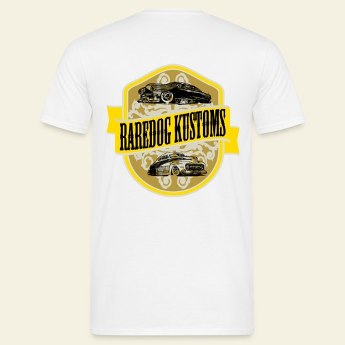 kustoms - Herre-T-shirt