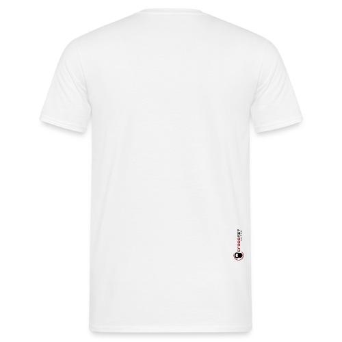 Norrtalje Pantone 7621 150dpi 2 png - T-shirt herr