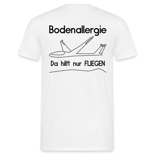 Bodenallergie - Männer T-Shirt