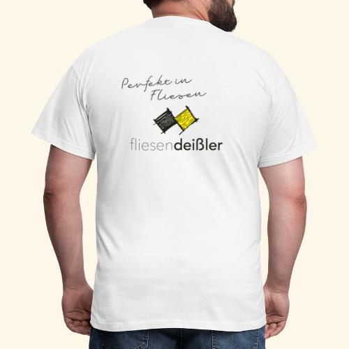 perfekt in - Männer T-Shirt