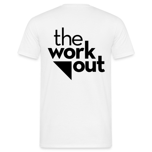 the WORKOUT - Maglietta da uomo