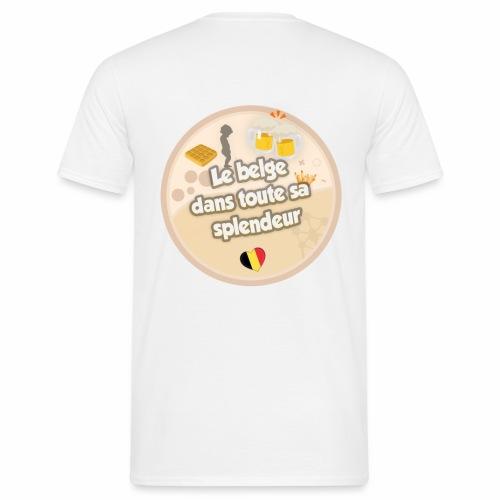 logo Le belge - T-shirt Homme