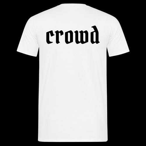 crowd - Männer T-Shirt