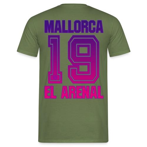 MALLORCA Shirt 2019 - Malle Shirts Damen Frauen 19 - Mannen T-shirt