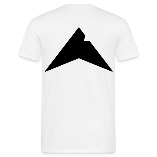 UP-CLAN Logo - Mannen T-shirt